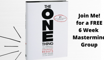 ONE Thing Mastermind