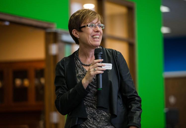 Julie K Hewett